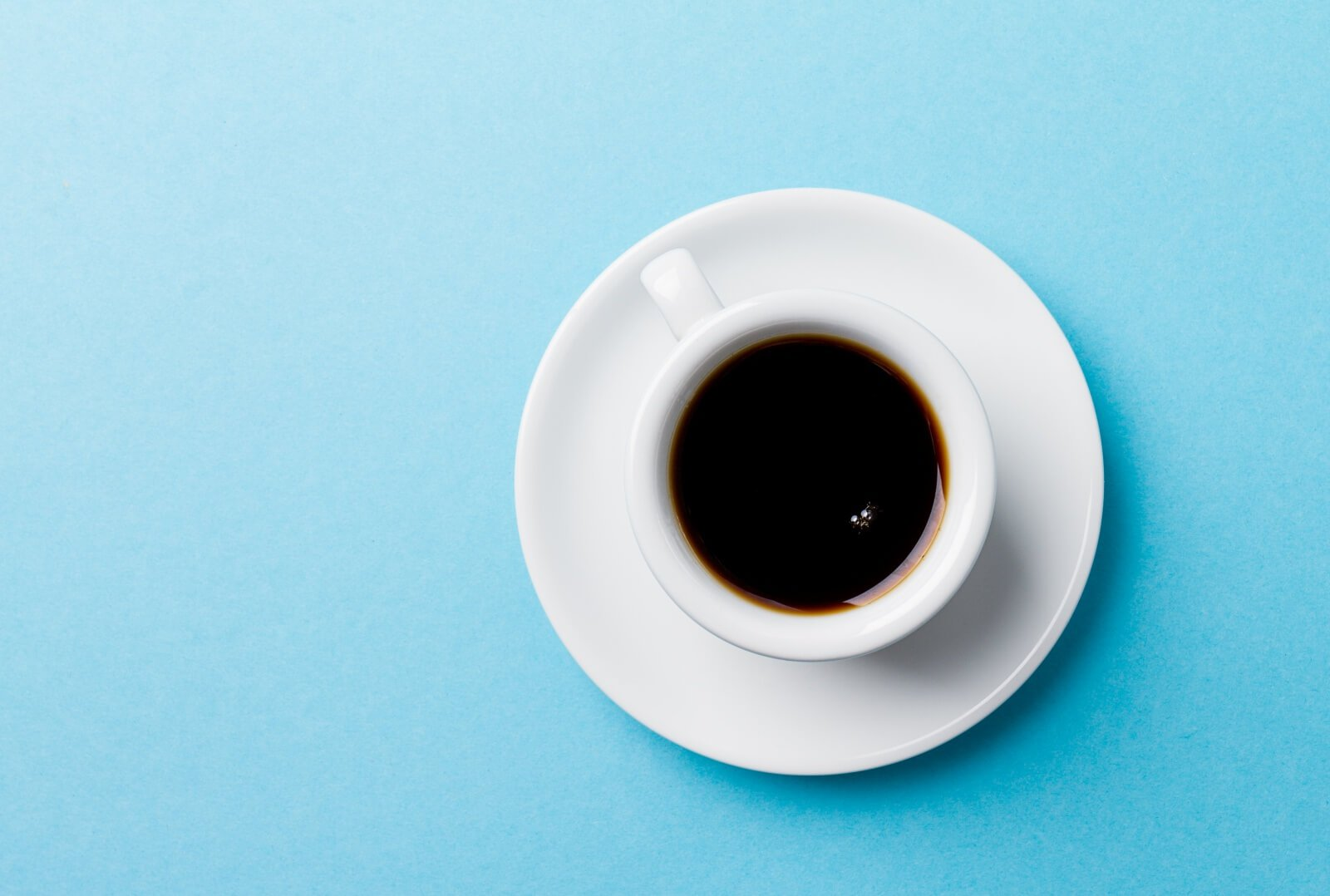Peace of mind for the cost of a coffee